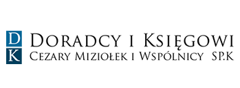 Doradcy i księgowi. Cezary Miziołek i Wspólnicy. Spółka komandytowa.